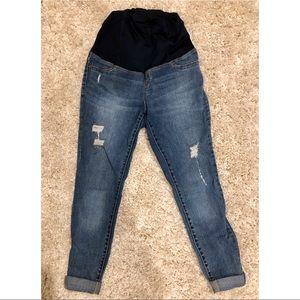 Maternity Skinny Jeans | Isabel Maternity